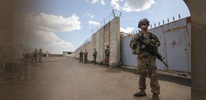 Peşmerge Güçleri Kerkük'teki K1 askeri üssüne geri dönüyor