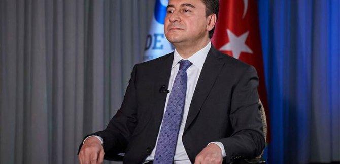 Ali Babacan: Siyasi şiddet olursa sorumlusu bizzat Erdoğan'dır