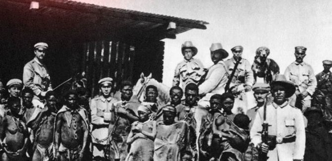Almanya Namibya'da yapılan katliamları 'soykırım' olarak tanıdı