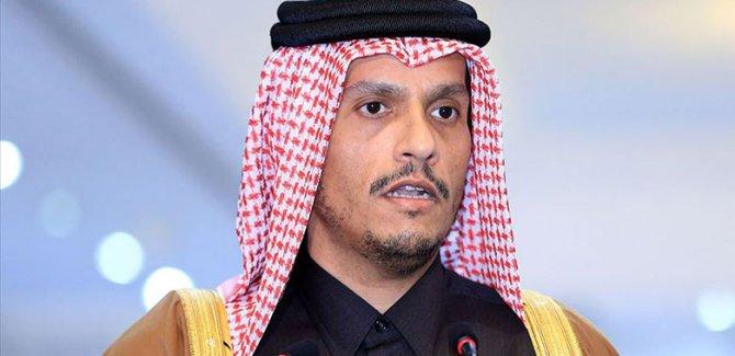 Katar'dan Suriye'yle ilişkileri normalleştirmeye ret