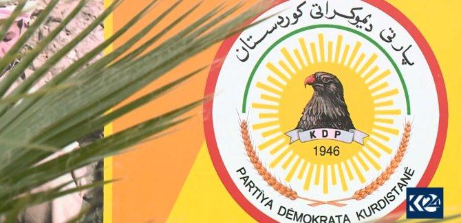 KDP'den Türkiye ile PKK açıklaması