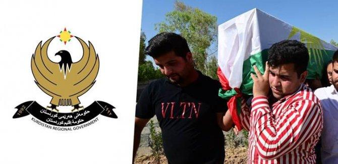 Kürdistan Bölgesi Hükumeti: Peşmergeye saldırı tüm Kürt halkına saldırıdır