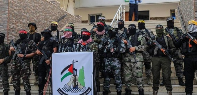 Hamas: Kudüs Patlamaya Hazır Volkan