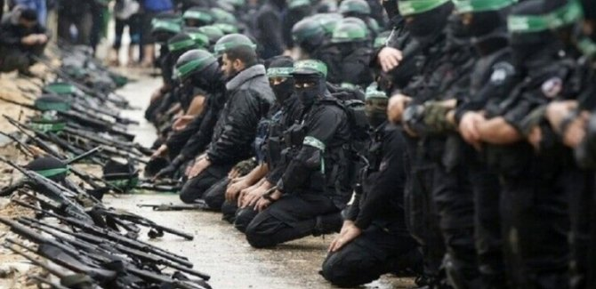 Hamas'tan Siyonist Yerleşimcilerin Bayrak Yürüyüşüne Tepki