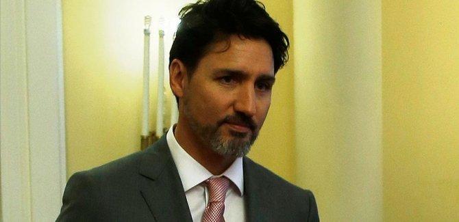 Trudeau: Ülkenin dört bir yanındaki Müslümanlar, yanınızda olduğumuzu bilin