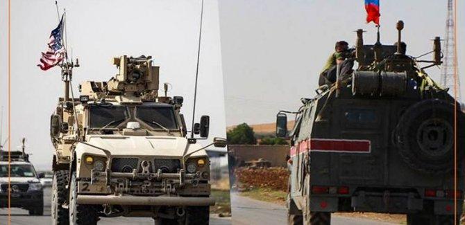 Li Rojavayê Kurdistanê alozî di navbera hêzên Rûsî û Amerîkî de derket