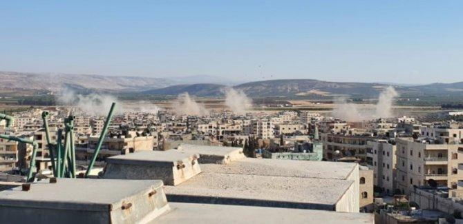 Afrin'de hastaneye top saldırısı: 18 ölü, 35 yaralı