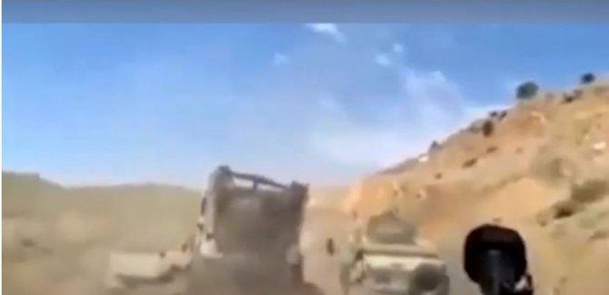 Duhok halkından PKK'nin saldırılarına tepki
