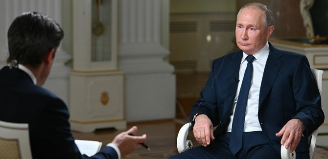 Putin'den NATO'nun doğuya genişlemesine tepki: Bizi çocuk gibi kandırdılar