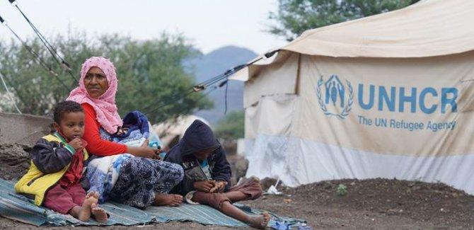 BM: 2020 yılında 82 milyon kişi yerinden edildi