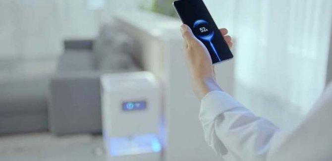 Xiaomi ses ile şarj üzerinde çalışıyor
