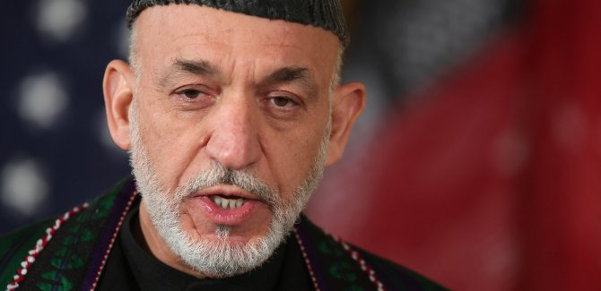 Karzai: ABD Afganistan'da başarısız oldu