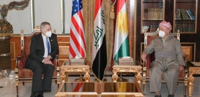 ABD: Kürdistan Bölgesi'nin istikrar ve güvenliği bizim için önemli