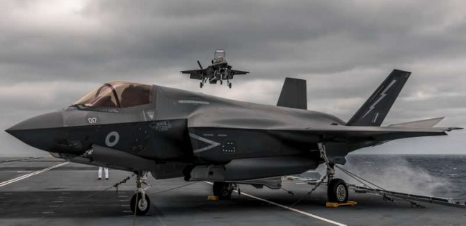 ABD'den Yunanistan'a F-35 onayı