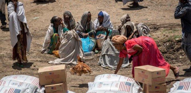 BM'den Etiyopya'nın Tigray bölgesi için açlık uyarısı