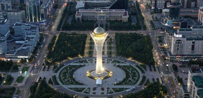 Suriye konulu 16'ncı Astana görüşmeleri başladı