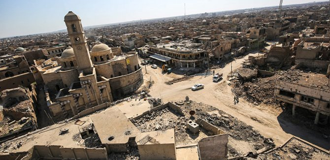 Irak'tan Peşmerge Güçleri'ne Musul tebriki