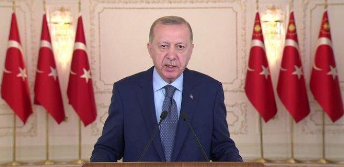 Erdoğan'dan Srebrenitsa mesajı:Bu soykırımı unutmuyor, unutturmuyoruz