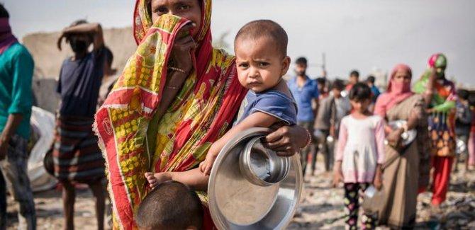 BM: Dünyada 811 milyon insan yeterli beslenmiyor
