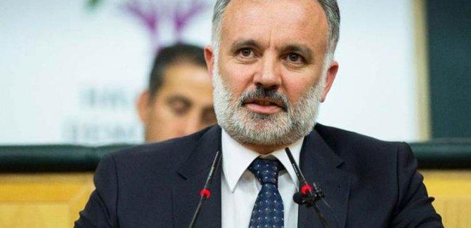 Ayhan Bilgen'den yeni parti açıklaması