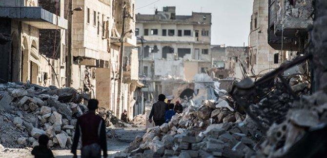 Suriye'deki çatışmalarda kaybolan on binlerce kişi için çağrı