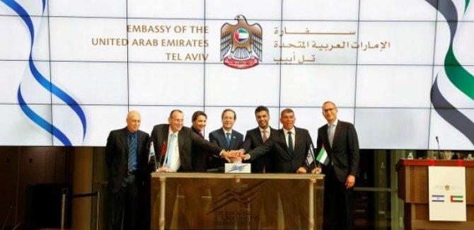 BAE Filistin'e İhanetini Tescilledi