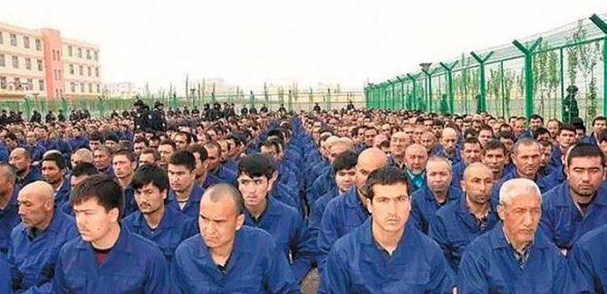 ABD Senatosu Uygur tasarısını onayladı