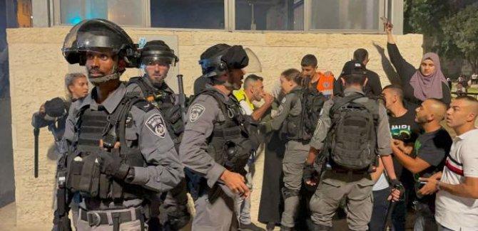 Filistin'den İsrail Başbakanı'na uyarı