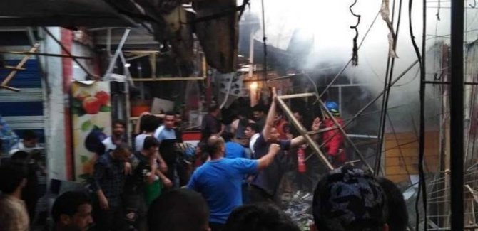Bağdat'taki kanlı patlamada ölü sayısı 30'a yükseldi