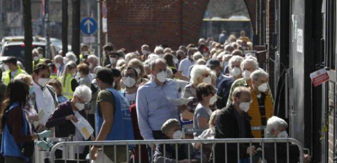 Almanya'da vakalarda hızlı artış alarm veriyor