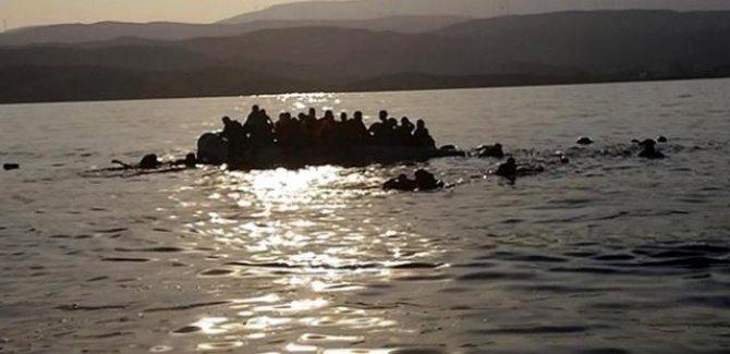 Tunus açıklarında tekne arızalandı: 17 göçmen öldü