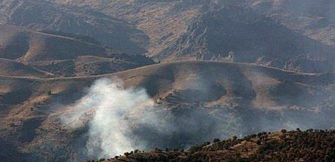 PKK Metina Dağı'nda Peşmerge'ye ateş açtı!