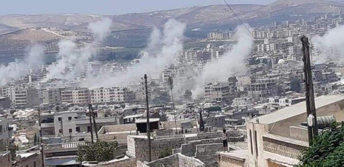 Afrin'e roketli saldırı!