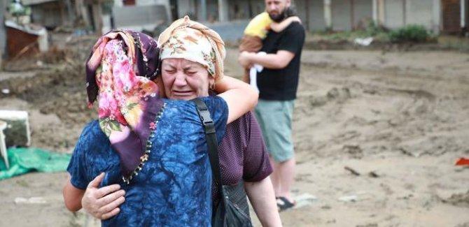 Cumhurbaşkanı Erdoğan:Afet bölgesi ilan edilen yerlerde ödemeler ertelenecek