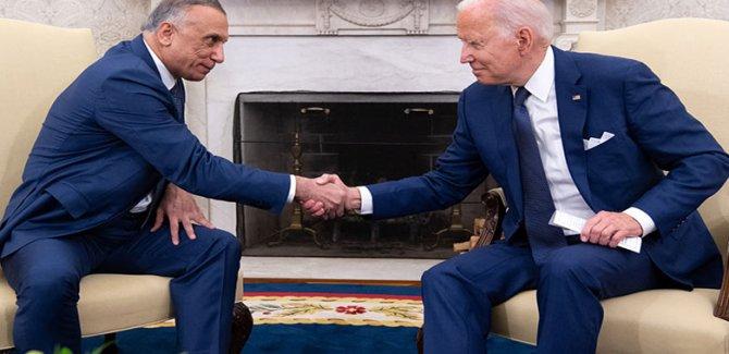 Kazimi: ABD ile ilişkilerimiz her zamankinden daha güçlü