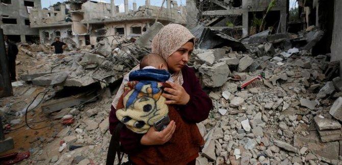 """HRW raporunda İsrail'e """"savaş suçu"""" suçlaması"""