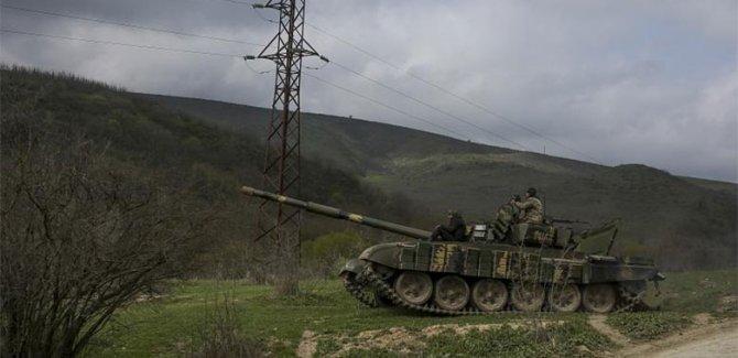 Azerbaycan: Ermeni askerleri mevzilerimize ateş açtı