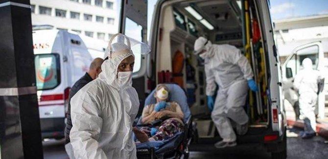 Türkiye'de günlük koronavirüs vaka sayısı 22 bini geçti