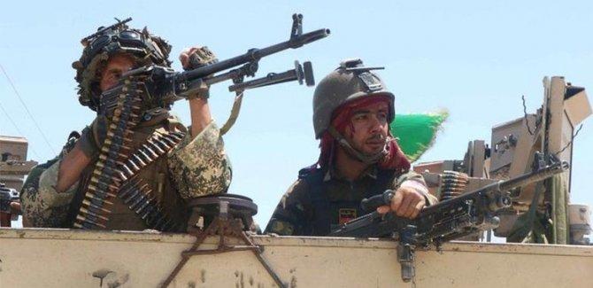 Afganistan'da çatışmalar hız kazandı
