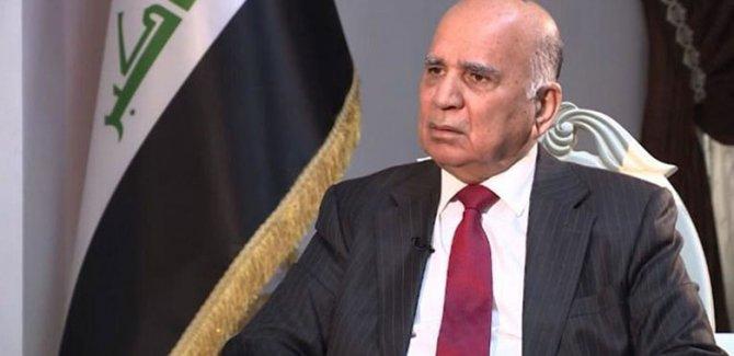 Fuad Hüseyin: Irak'ın savaş meydanına dönmesine izin vermeyeceğiz