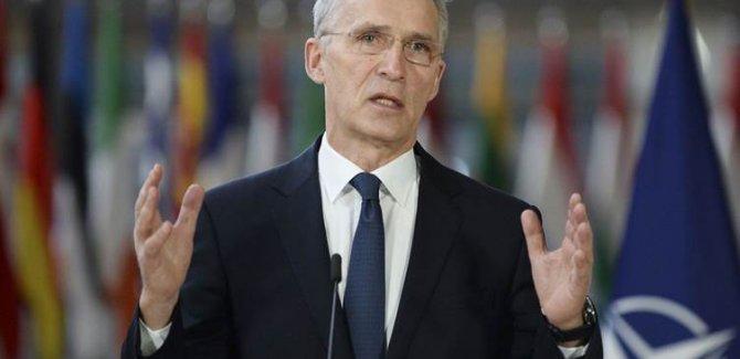 NATO: Taliban ülkeyi ele geçirirse tanımayacağız