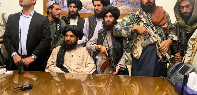 Çin: Taliban'la dostça ilişkiler geliştirmeye hazırız
