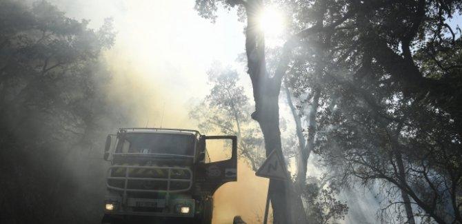 Fransa'da yangın: Binlerce kişi tahliye edildi
