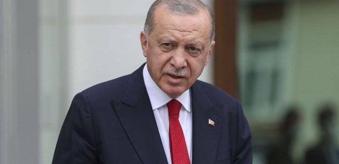 Cumhurbaşkanı Erdoğan:Türkiye'de şu an 300 bin Afganistanlı göçmen var
