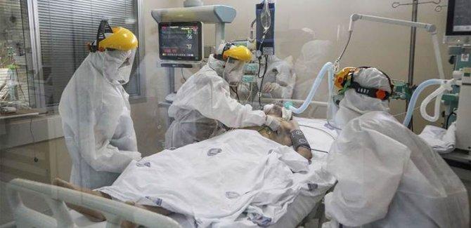 Son 24 saatte koronavirüs nedeniyle 206 kişi hayatını kaybetti