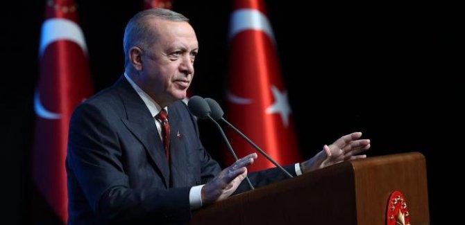Erdoğan: Afganistan'daki gelişmelerle ilgili yoğun diplomasi yürütüyoruz