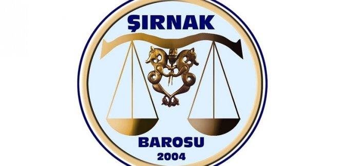 Şırnak Barosu'ndan Didem Arslan Yılmaz hakkında suç duyurusu