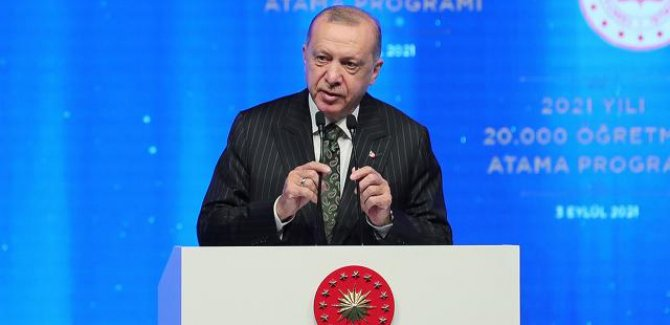 Cumhurbaşkanı Erdoğan: Okullarımızı açık tutmakta kararlıyız