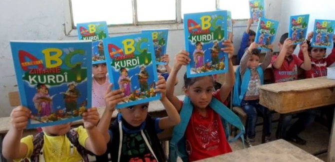 Şam'dan 'Kürtçe' açılımı: Kürtler haftada iki saat anadilde eğitim görebilir