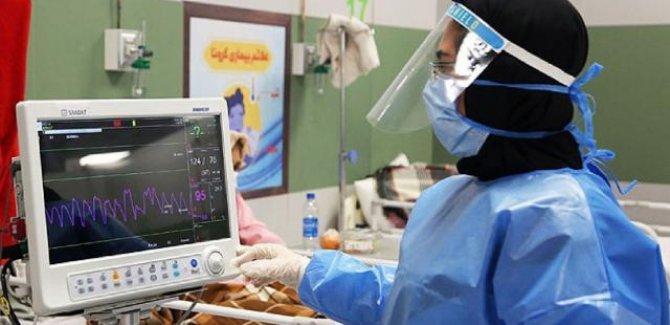 İran'da 583 kişi daha koronavirüsten öldü